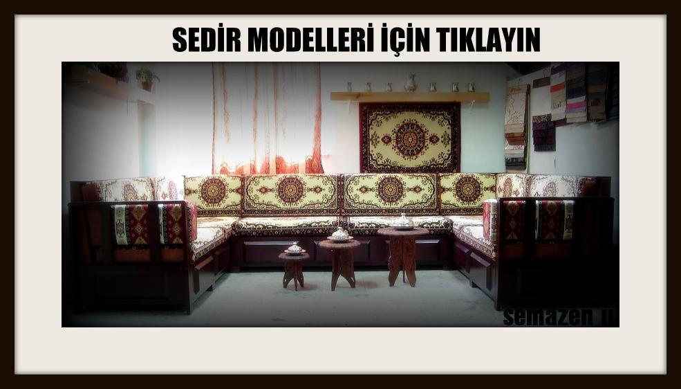 Sedir Modelleri Konya