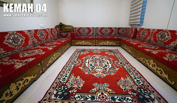 Osmanlı Şark Köşesi Modelleri