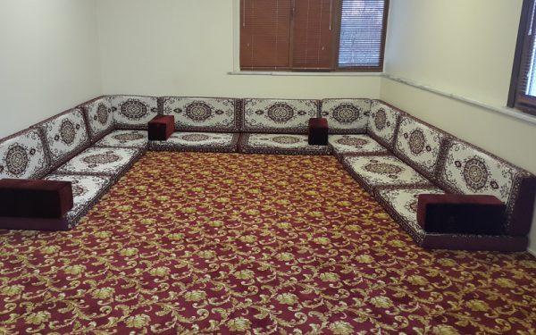 Turkey floor sofa