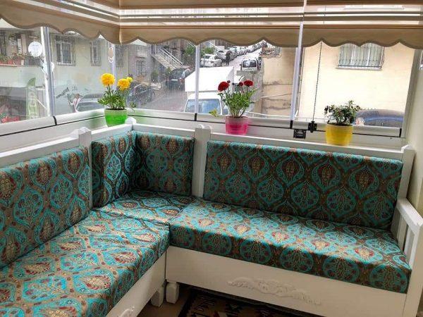 Balkon ve Teras Sedir Modelleri