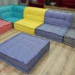floor cushion couch