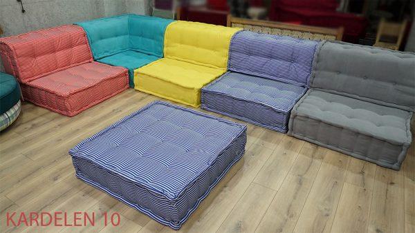 floor cushion couch